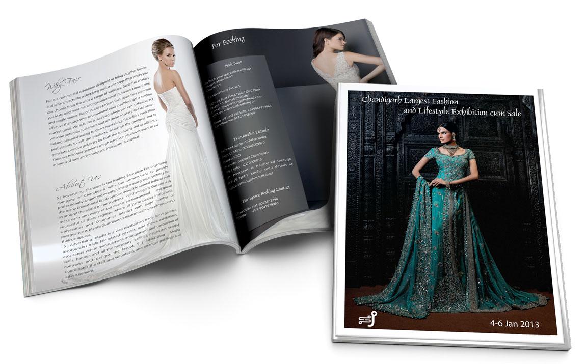Bridal-Brochure-Design - Graphic Design Portfolio