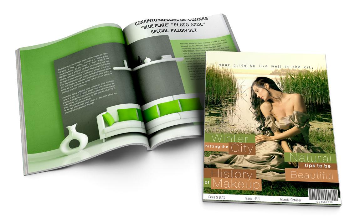 infront - Graphic Design Portfolio