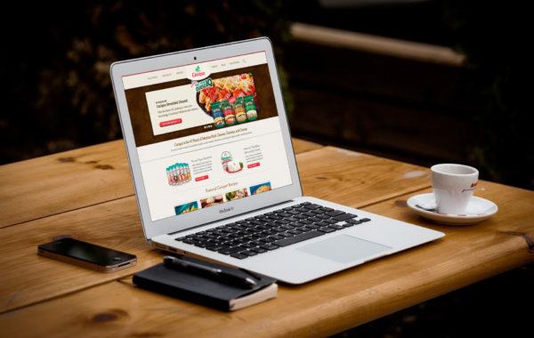 Cacique Website