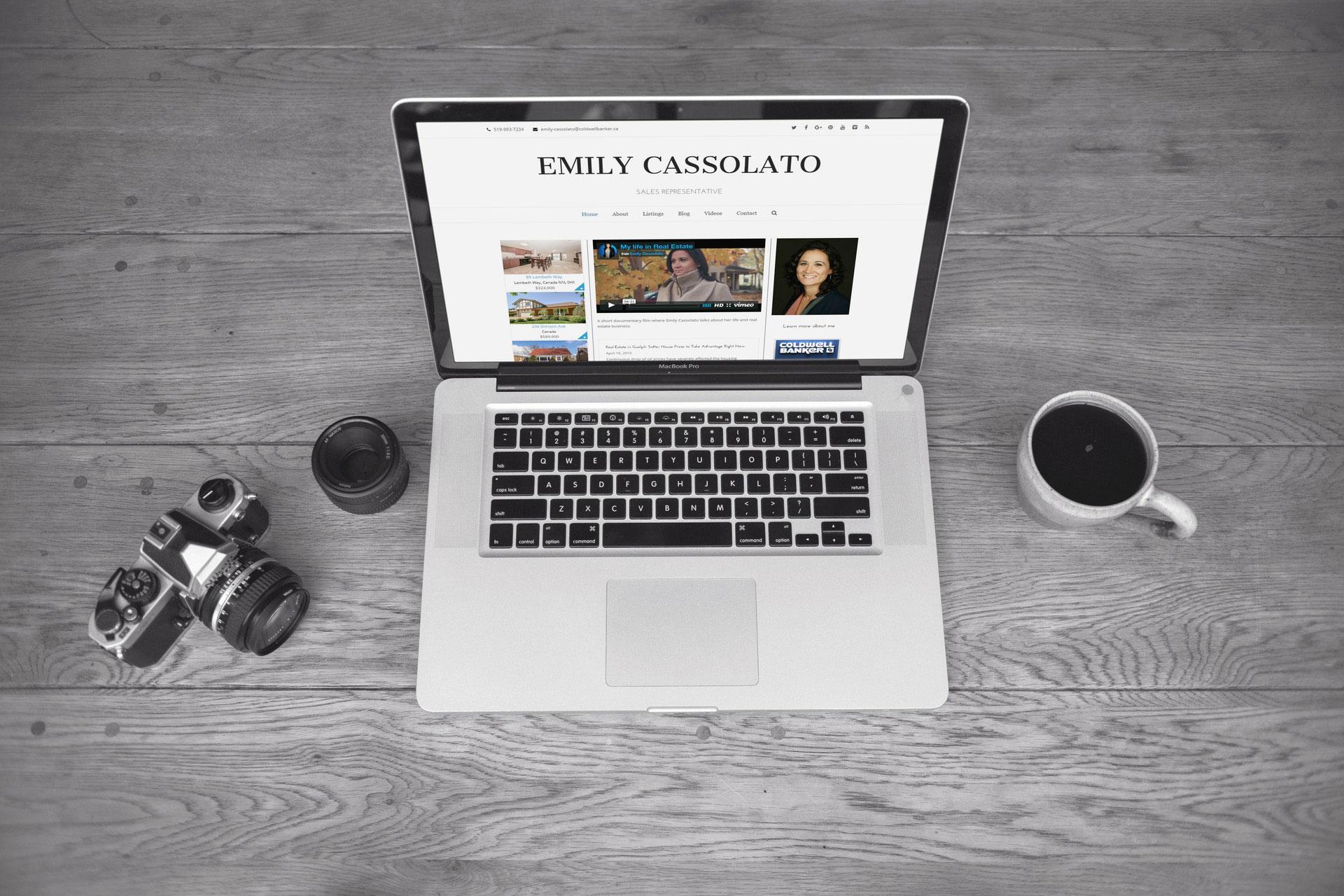 emily - Graphic Design Portfolio