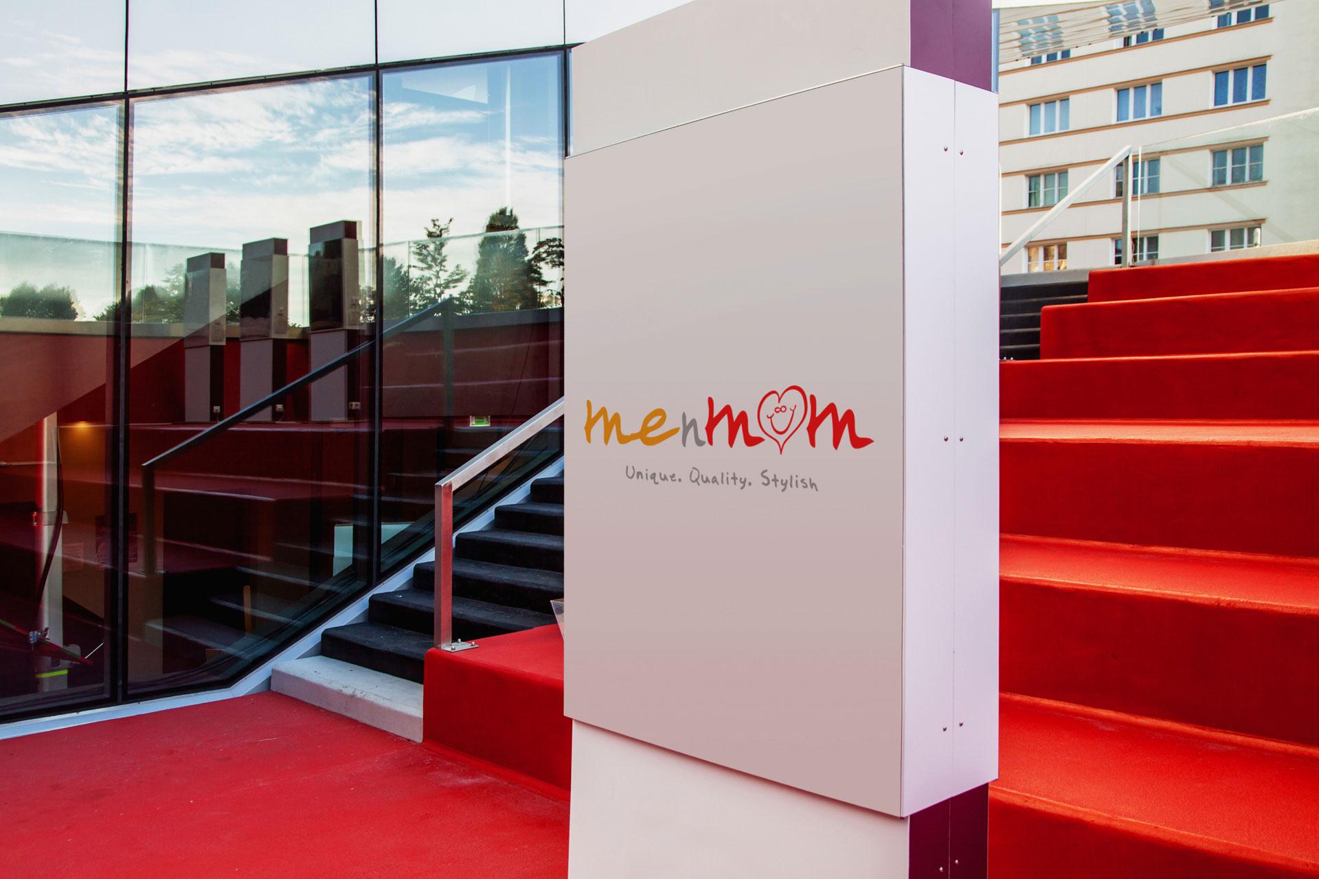 Me-n-Mom - Graphic Design Portfolio