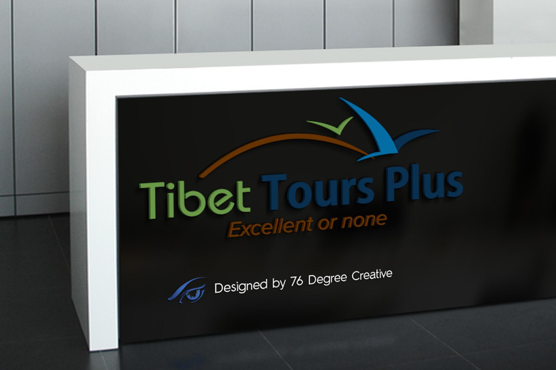 Tibet-Tours-Plus - Graphic Design Portfolio